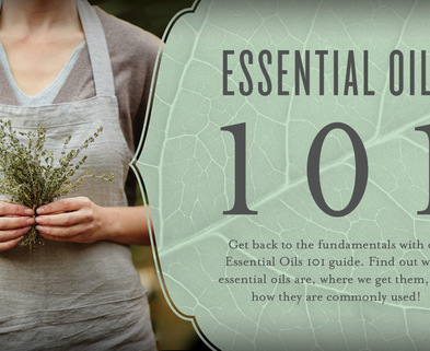 Medium essential oils 101 header young living