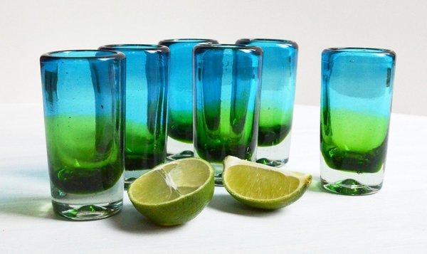 Carousel shotglasses1