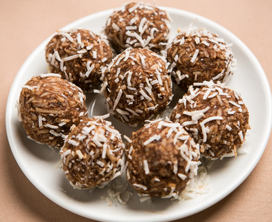 Medium chocolate truffles