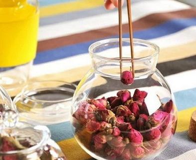 Medium tea flowers