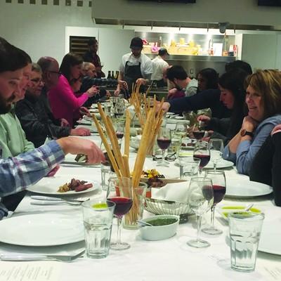 Carousel cucina regionale  focus on veneto