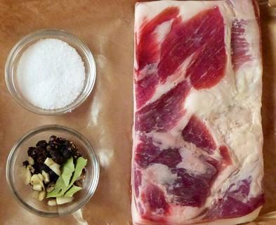 Medium animal butchery 101  pork   pancetta