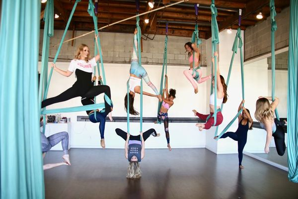 Aerial Fitness Classes Chicago Aerial Fitness For