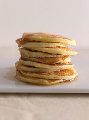Carousel brunch class pancakes