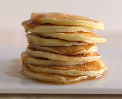 Medium brunch class pancakes
