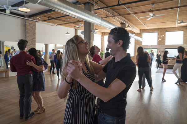 Swing Dance Classes Virginia Beach