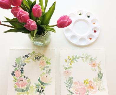 Medium florals