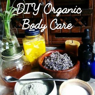Carousel diy body care