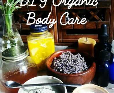 Medium diy body care