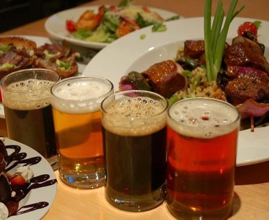Medium food and beer pairings 600x399
