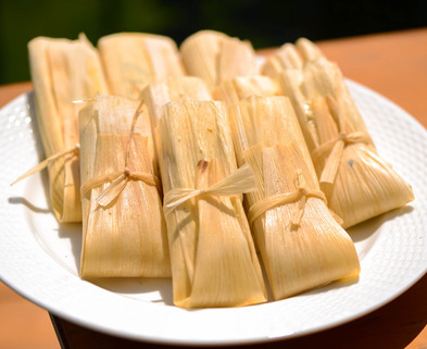 Medium tamale