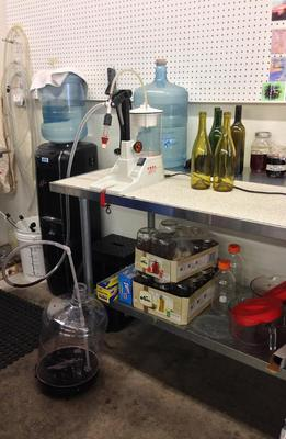 Carousel bottling