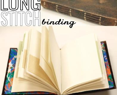 Medium longstitch binding