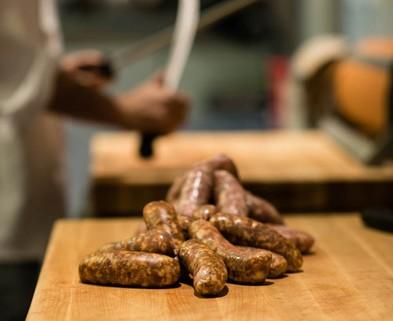 Medium sausage