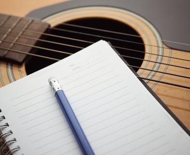 Medium starting songwriting