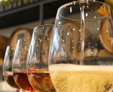 Medium wines