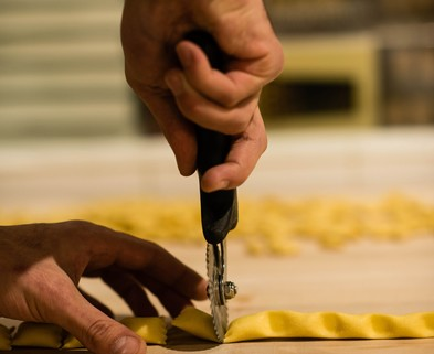 Medium pasta making