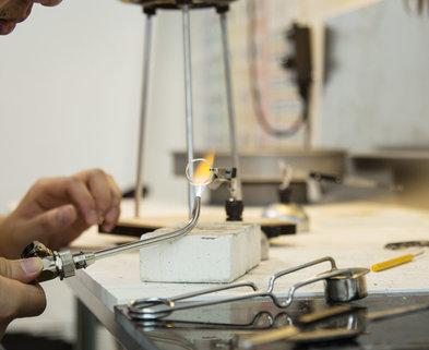 Medium solder