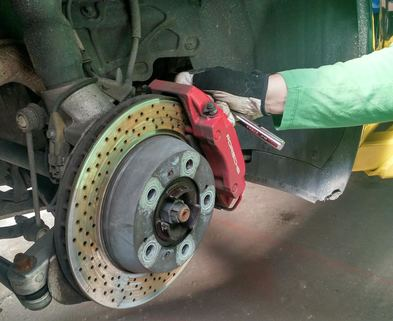 Medium 20170603 brake job