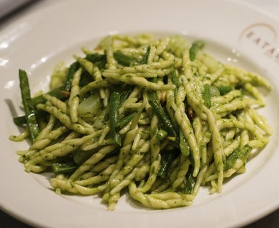 Medium trofie al pesto