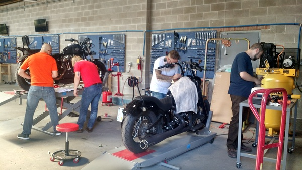Motorcycle Maintenance Classes Chicago Motorcycle