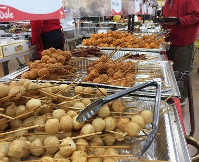 Medium street food