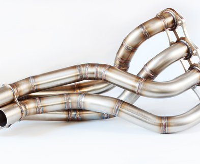 Medium exhaust headers