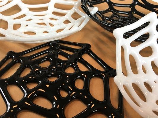 Carousel spider webs 2