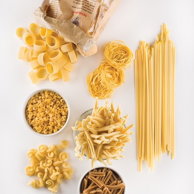 Carousel dried pasta 101