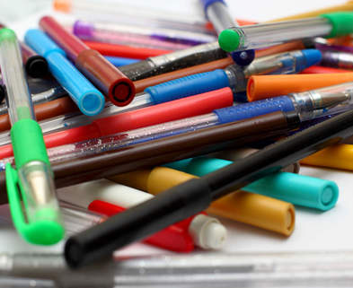 Medium pens