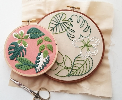 Medium tropical stitch