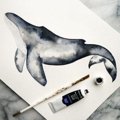 Carousel whale pd