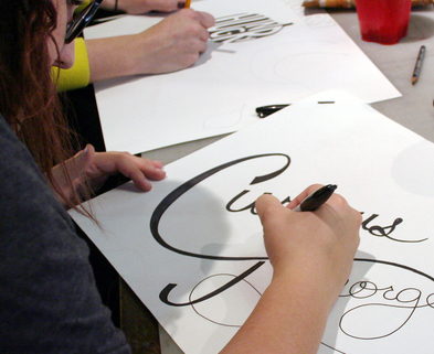 Medium photo calligraphy 2