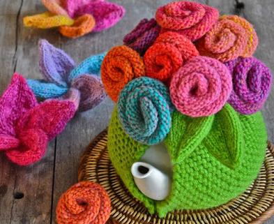 Medium knitting