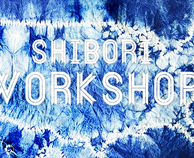 Medium shibori workshop