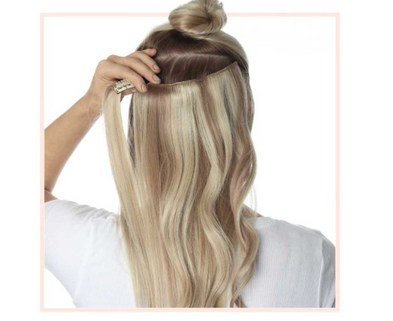 Medium how to apply clip ins application photo