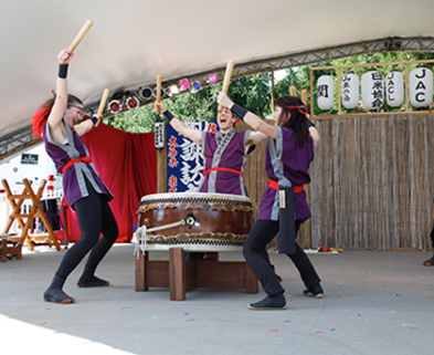 Medium taiko drumming stl dabble