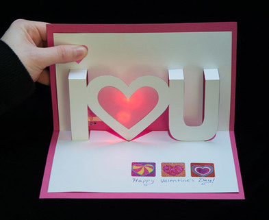 Medium valentine pop up card tutorial 11