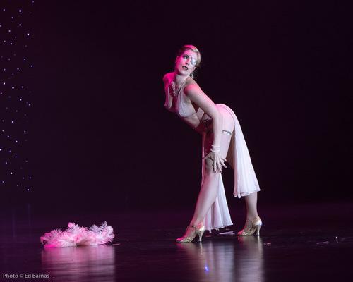 Carousel gaea burlesque beginnings