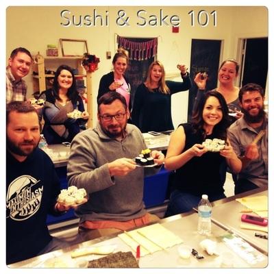 Carousel sushi