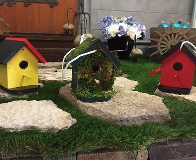 Medium wildbirdshackbirdhouses