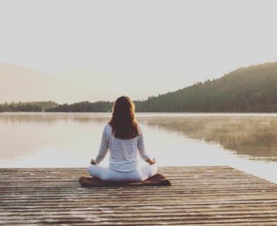 Medium silent yoga