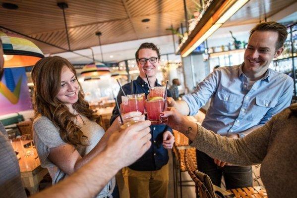 Carousel savor cocktail tour 2