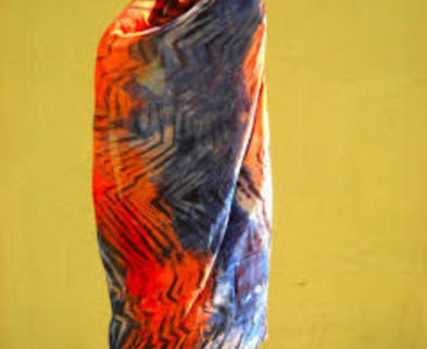 Medium shibori