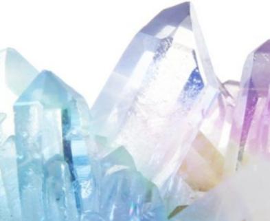 Medium crystal rainbow