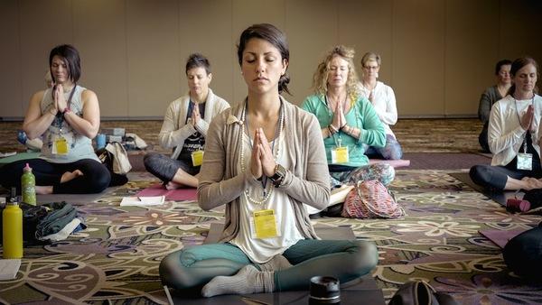 Carousel gentle flow yoga boulder dabble