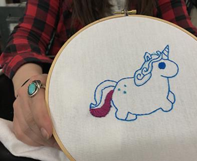 Medium embroidery dabble denver ashley quick