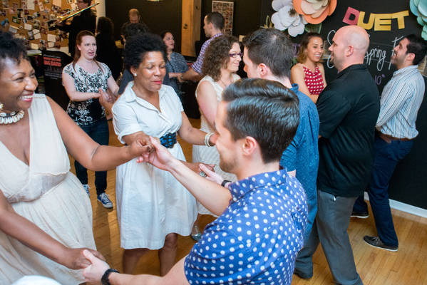 Carousel swing dance class chicago