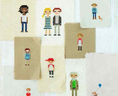 Medium cross stitch 5 md107751 vert
