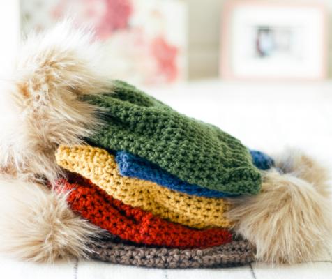 Carousel crochet class denver montano dabble